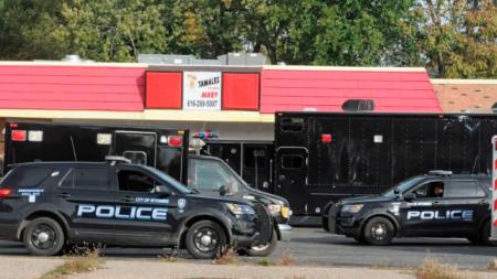 Incidente en Wyoming ocasionó gran presencia policíaca