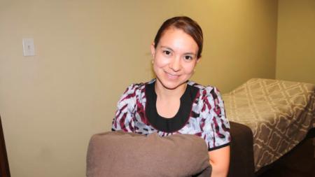 """Un masaje terapeuta: """"Mejora la salud, alivia y reduce el estrés"""""""