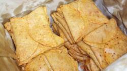 Tacos de Canasta o al vapor