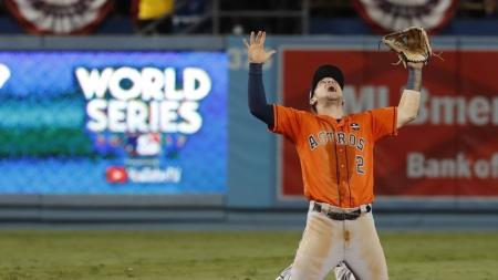 5-1. Los Astros ganan la Serie Mundial de la mano de Springer
