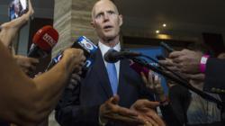 Gobernador Florida da condolencias a familia de marinos muertos en accidente