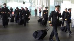 Más de medio centenar de vuelos cancelados por protesta de pilotos en México