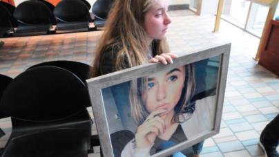 Familia repudia a joven que asesinó a su media hermana