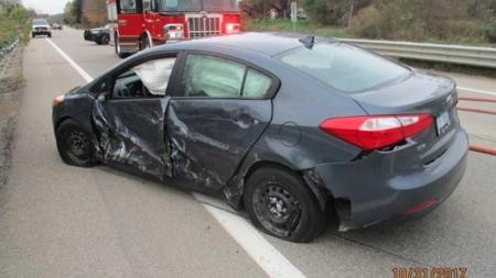 Muere persona en accidente fatal