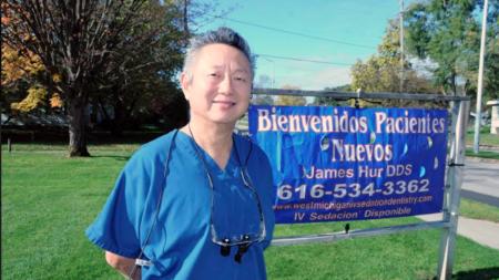 Dentista Hur dona sus servicios a provincia hondureña
