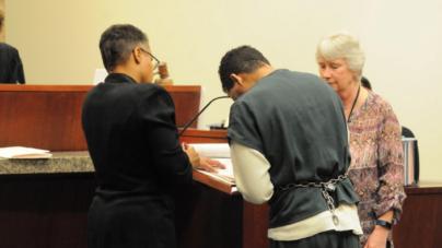 Acusado de asesinato de columnista apareció ante juez