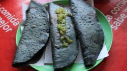 Tortilla Azul ¡Sí, Azul!