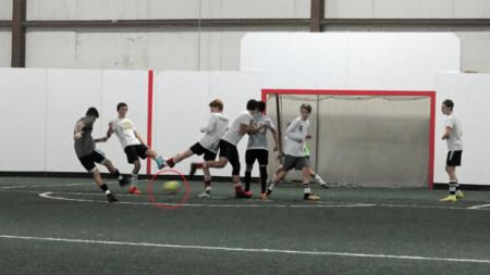 Águilas USA: Campeones de fútbol sala de invierno