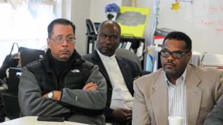 """Pastores afroamericanos: """"Tenemos cero confianzas en la policía"""""""