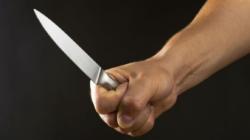 Mujer mata hombre con puñal