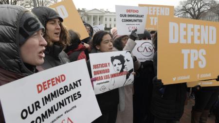 El fin al TPS pone contra las cuerdas la esperanza de los salvadoreños