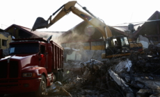 Denuncian desvío millonario en ayudas a damnificados del sismo en México