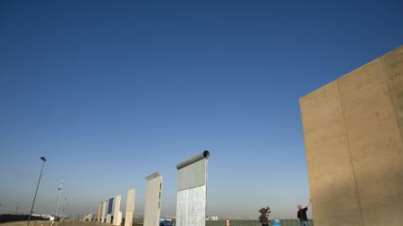 Legislador presenta proyecto de ley para frenar el muro en Nuevo México