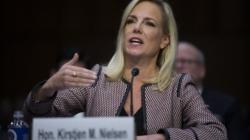 """Secretaria de Seguridad Nacional niega que Trump dijera """"agujeros de mierda"""""""