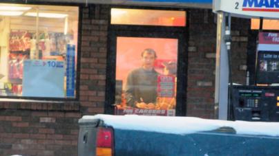 Policía busca asaltante de gasolinera en Wyoming