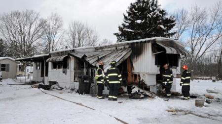 Hombre indígena muere en incendio en Wayland