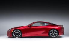 LC 500. ¿De verdad que es un Lexus?