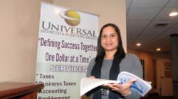 "Universal Income Tax: ""Siempre con usted, siempre abiertos"""