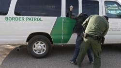 Detenciones de indocumentados en frontera EEUU-México bajan un 12 % en enero