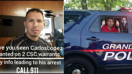 Policía arresta hispano por conducta sexual criminal
