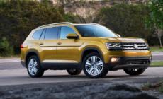 Volkswagen enseña musculo con el Atlas.
