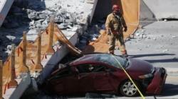 """¿Qué es un """"puente instantáneo"""" como el que se derrumbó en Miami causando la muerte de al menos 4 personas?"""