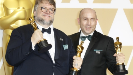 "Del Toro pone un broche de oro a la fantasía de ""The Shape of Water"""