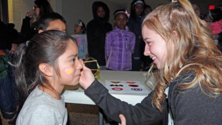 North Godwin reconoce a padres y alumnos por buena asistencia
