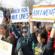 Huelga de clases honra a víctimas de Parkland, Florida