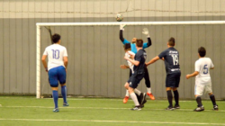 Final de la liga La Raza, Guatemala CAMPEÓN