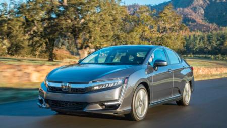 Honda revive al Clarity.