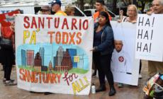 San Diego aprueba unirse a demanda de Trump contra ley que acoge inmigrantes