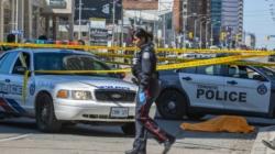 Al menos nueve muertos atropellados por una furgoneta en Toronto