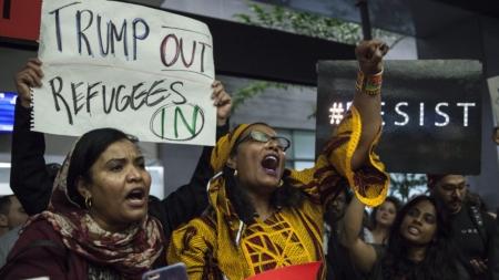 "Llaman a inmigrantes en California a ""no cooperar con policías"""