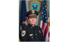 "Capitana Kim Koster: ""Primera mujer Jefe de Policía de Wyoming"""