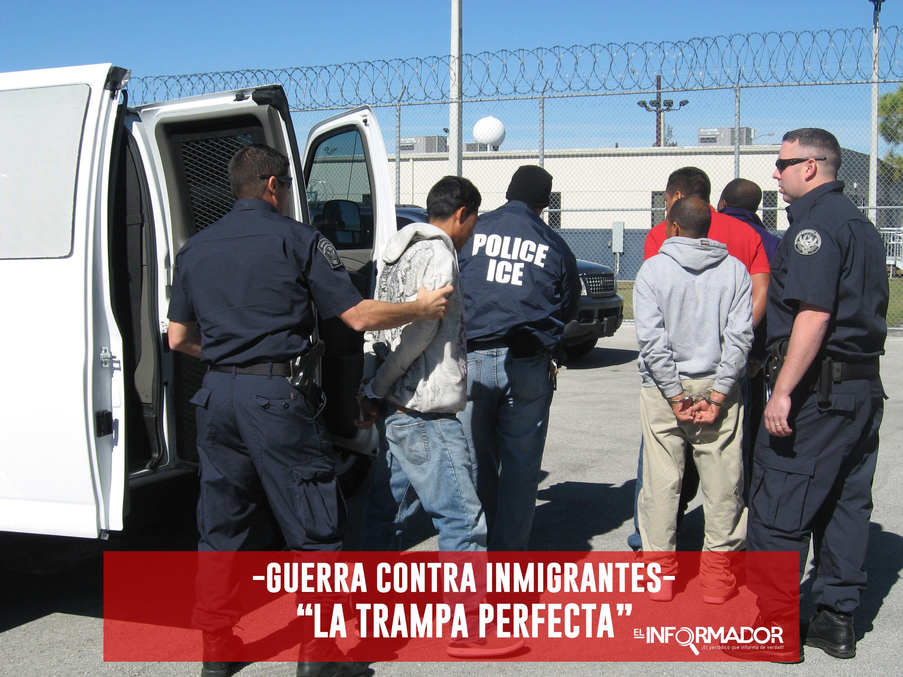 """Advierten sobre """"trampa perfecta"""" del Gobierno para acelerar deportaciones"""