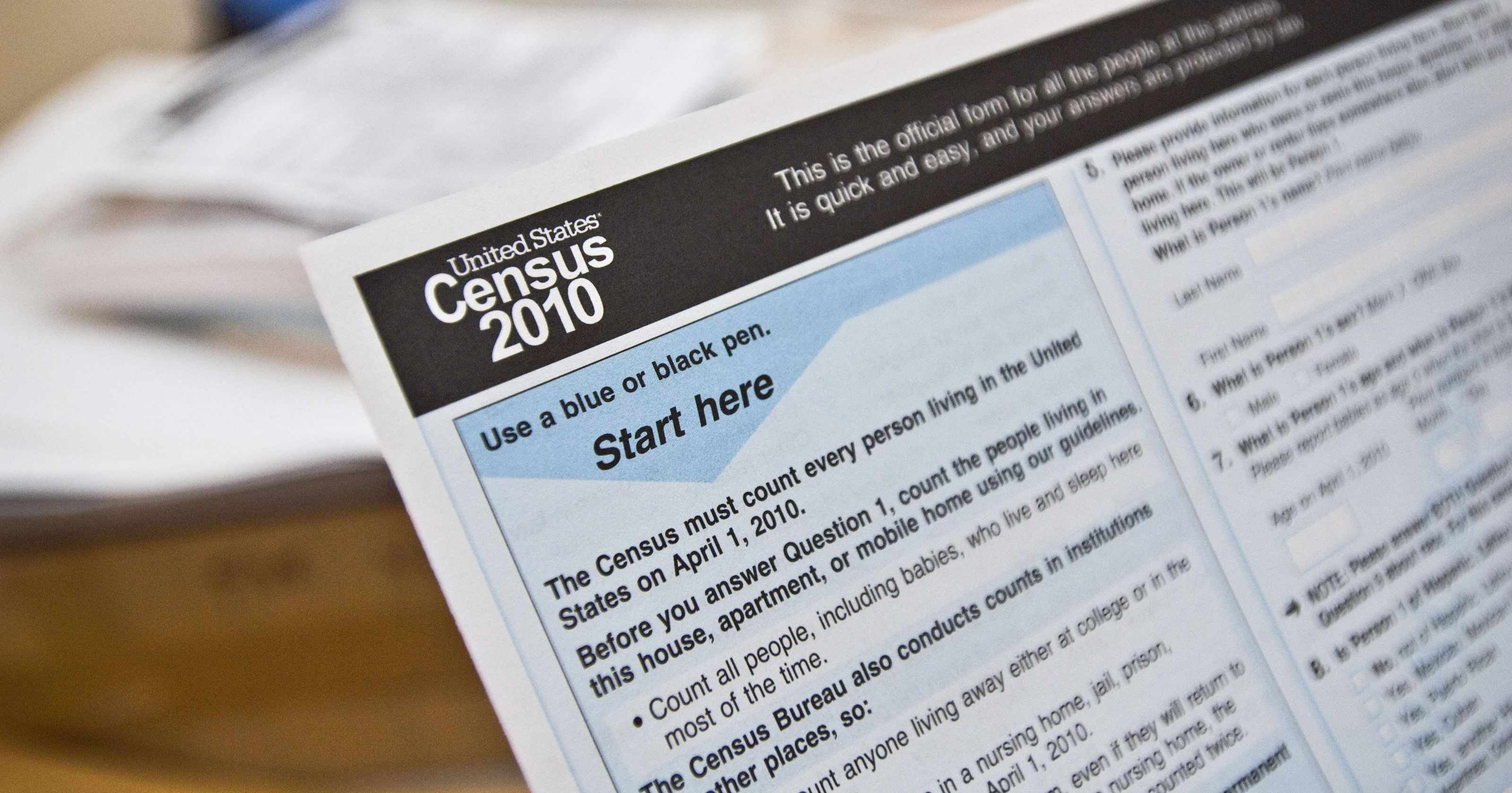 Demanda legal contra pregunta polémica en el censo 2020