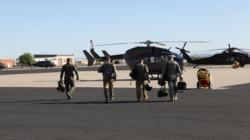 Guardia Nacional apoya a Patrulla Fronteriza en la primera misión aérea