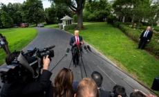 Trump afirma que vetará cualquier ley migratoria si no tiene fondos para muro