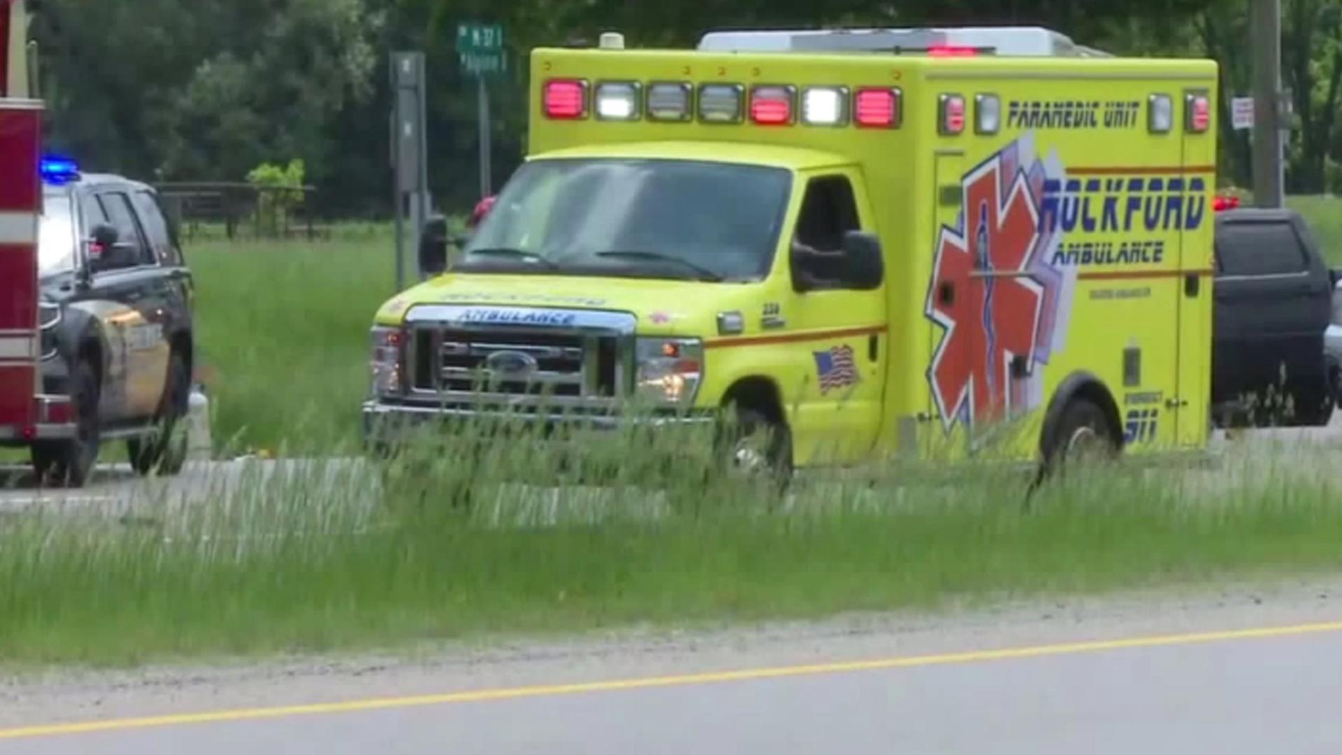 Muere una persona en fatal accidente en Alpine Township