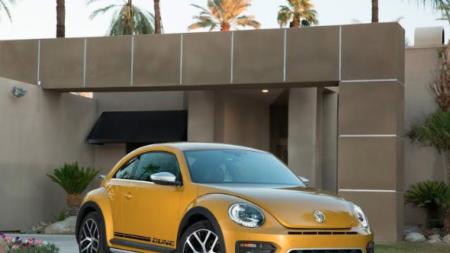 Volkswagen Beetle Dune, el más fornido de todos.