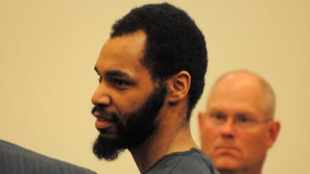 Acusado asaltante de banco Huntington se presentó en el tribunal