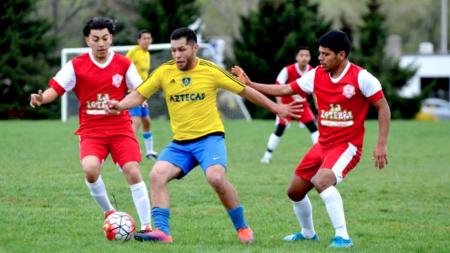 Atlético San Pancho y Aztecas reparten puntos en juego inaugural