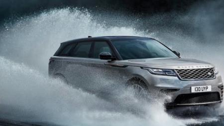 Nuevo Range Rover Velar. Factor ¡WOW!