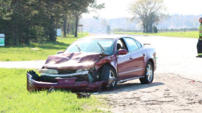 Muere mujer en accidente en la Lake Michigan Drive