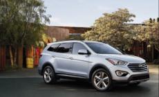 Santa Fe, una de las estrellas de Hyundai se prepara para el cambio.