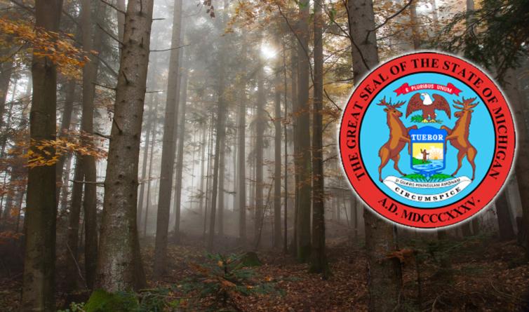 Restos de niñas pueden ser desenterrados en los bosques de Michigan