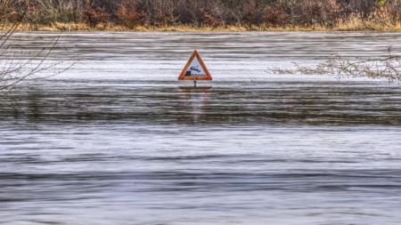 Seis calles de Kalamazoo cerradas por inundaciones