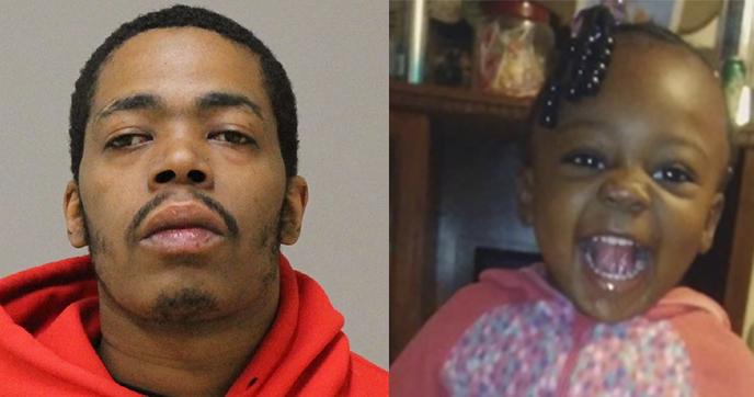 Acusado de asesinato por la muerte de niña de 2 años