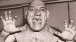 HOY HABLAREMOS Maurice Tillet, el Shrek del ayer